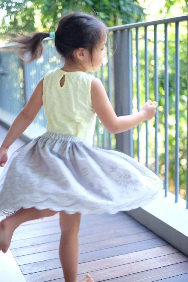 Oliver + S Onstage Tutu Skirt